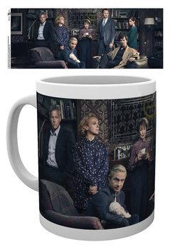 Sherlock - Cast Muki