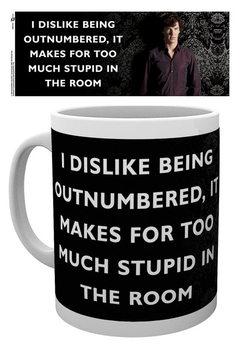 Sherlock - Insult Muki