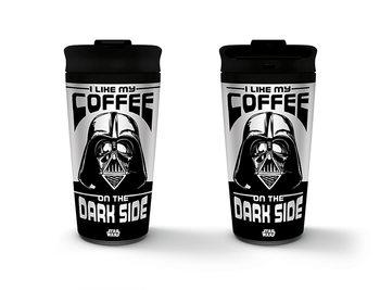 Star Wars - I Like My Coffee On The Dark Side Muki