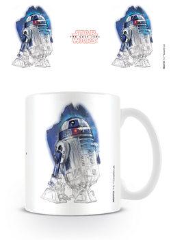 Star Wars: The Last Jedi- R2-D2 Brushstroke Muki