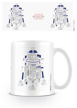 Star Wars: The Last Jedi- R2-D2 Exploded View Muki