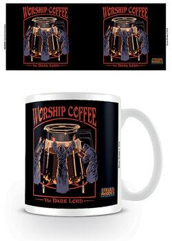 Steven Rhodes - Worship Coffee Muki