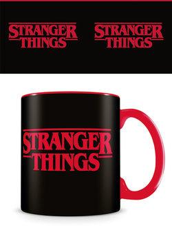 Muki Stranger Things - Logo