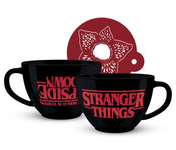 Muki Stranger Things - The World is Turning Upside Down