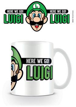 Super Mario - Here We Go Luigi Muki