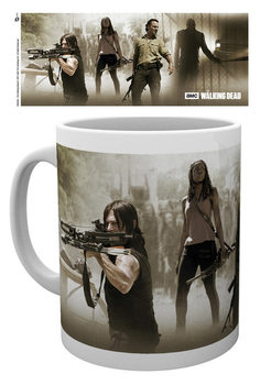 The Walking Dead - Banner Muki