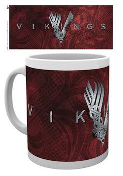 Viikingit - Logo Muki