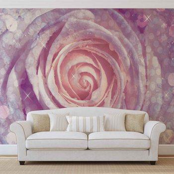 Murais de parede Kwiaty róże