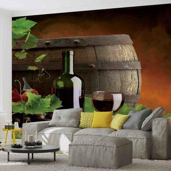 Murais de parede Wine