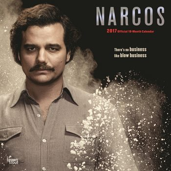 Calendar 2021 Narcos