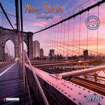 Calendar 2021 New York