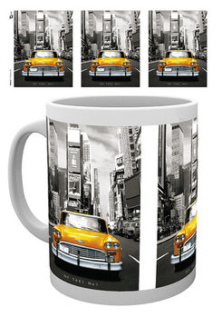 Mug New York - Taxi No. 1