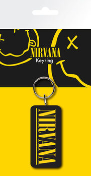 Nirvana - Logo Porte-clés