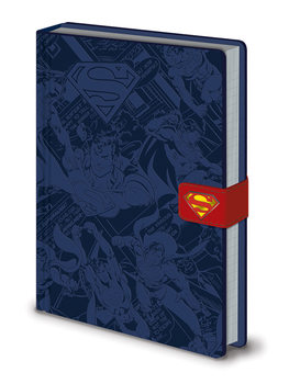 Notebook DC Originals - Superman Montage Premium