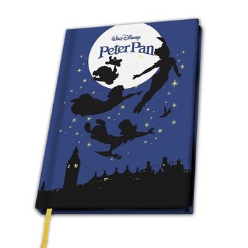 Notebook Disney - Peter Pan Fly