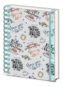 Notebook Friends - Marl