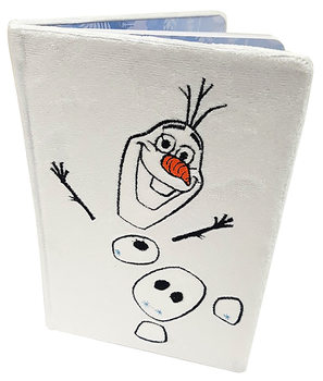 Notebook Frozen 2 - Olaf Fluffy