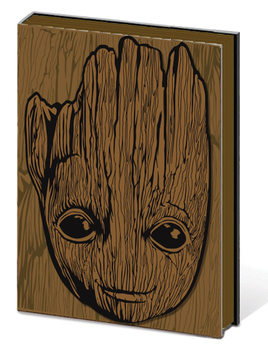 Notebook Guardians of the Galaxy Vol.2 - Groot