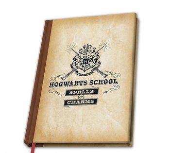 Notebook Harry Potter - Hogwarts School