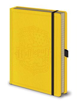 Notebook Harry Potter - Hufflepuff A5 Premium