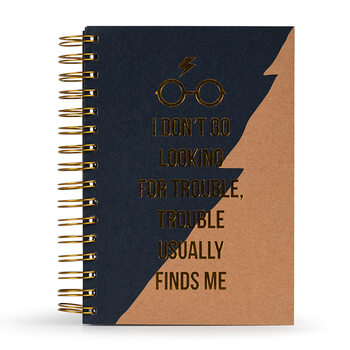 Notebook Harry Potter