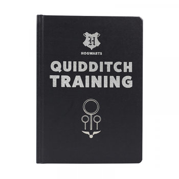 Notebook Harry Potter - Quidditch A5