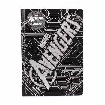 Notebook Marvel - Iron Man