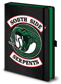 Notebook Riverdale - South Side Serpents