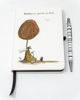 Notebook Sam Toft - Sometimes We Just Sit and Think