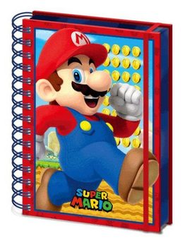 Notebook Super Mario - Mario