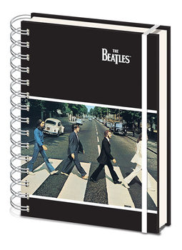 Notebook The Beatles - Abbey Road