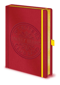 Notebook The Beatles - Sgt. Pepper's Lonely Hearts