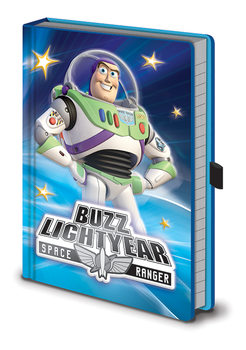 Notebook Toy Story - Buzz Box