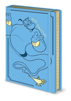 Aladdin - Write Wishes Here Notebook