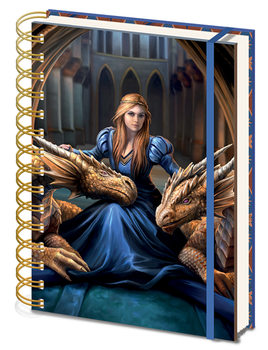 Anne Stokes - Fierce Loyalty Notebook