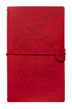 Notebook Assassin's Creed