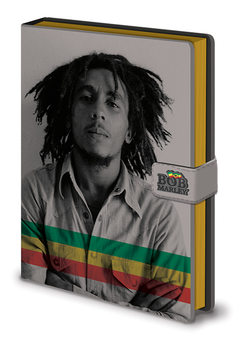 Bob Marley - Photo Notebook