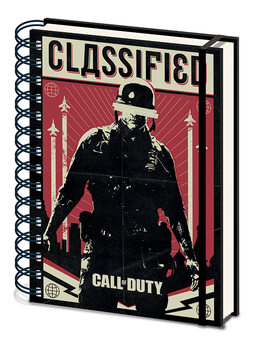 Notebook Call of Duty: Black Ops Cold War - Classified