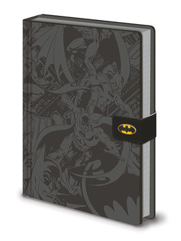 DC Originals - Batman Montage Notebook