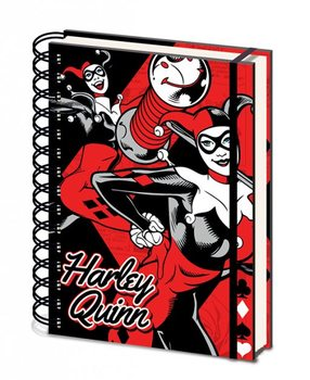 Notebook DC Originals - Harley Quinn A5