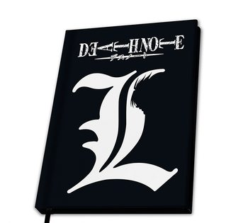 Death Note - L Notebook