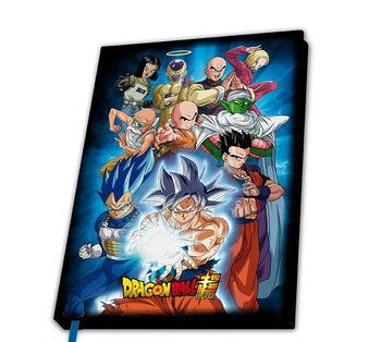 Notebook Dragon Ball - Universe 7