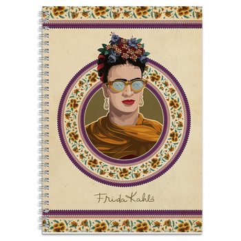 Notebook Frida Kahlo A4