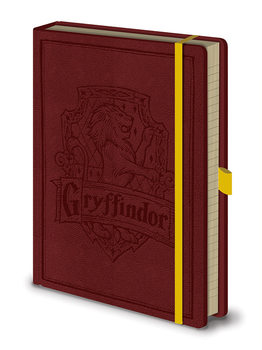 Harry Potter - Gryffindor A5 Premium Notebook