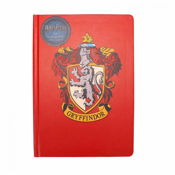 Harry Potter - House Gryffindor Notebook