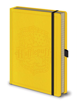 Harry Potter - Hufflepuff A5 Premium Notebook
