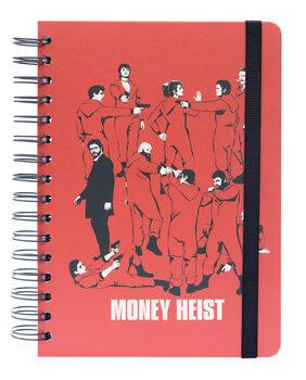 Notebook La Casa De Papel
