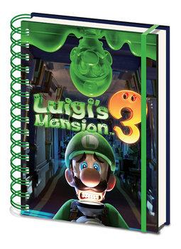 Luigi's Mansion 3 - Gooigi Notebook
