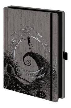 Nightmare Before Christmas - Moonlight Madness Notebook