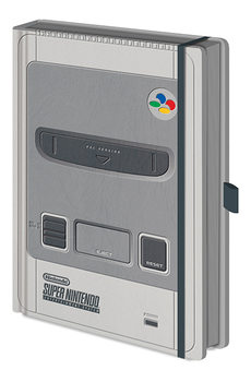 Nintendo – SNES Premium Notebook